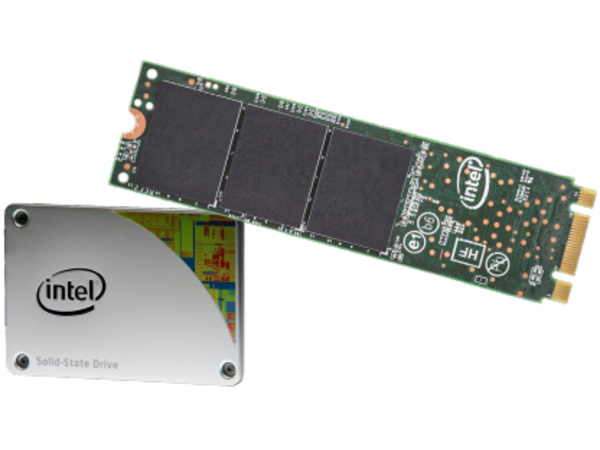 Intel Solid-State Drive 535 Series - Solid-State-Disk - verschlüsselt - 120 GB - intern - M.2 2280 (M.2 2280)