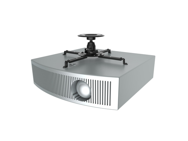 NewStar Universal Projector Ceiling Mount NM-BC25BLACK - Deckenhalterung für Projektor - Schwarz