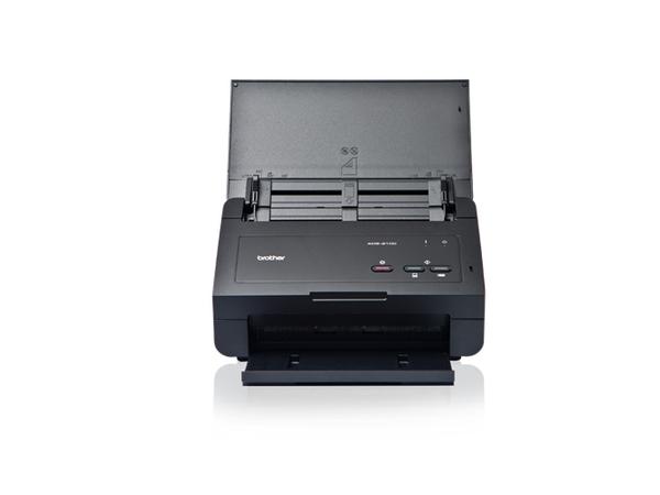 Brother ADS-2100e - Dokumentenscanner - Duplex - 215.9 x 863 mm - 600 dpi x 600 dpi - bis zu 24 Seiten/Min. (einfarbig) / bis zu 24 Seiten/Min. (Farbe)