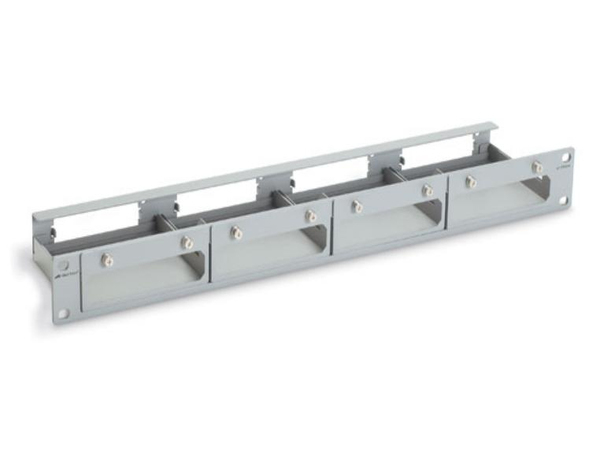 Allied Telesis AT-TRAY4 - Rack Mounting Tray - 48.3 cm (19