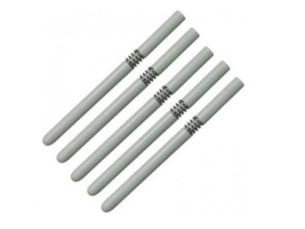 Wacom - Digitale Stiftspitze - Grau (Packung mit 5) - für Intuos3