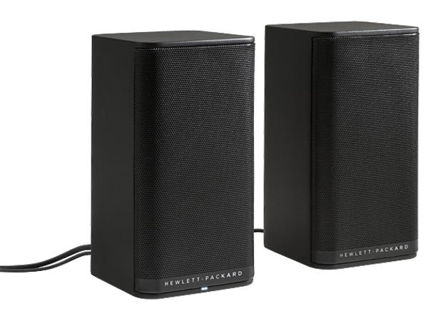 HP 2.0 PC Speaker S5000 Schwarz