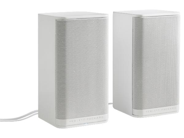 HP 2.0 PC Speaker S5000 Weiss