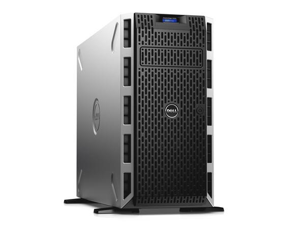 Dell PowerEdge T430 - Server - Tower - 5U - zweiweg - 1 x Xeon E5-2609V3 / 1.9 GHz - RAM 8 GB - SAS - Hot-Swap 8.9 cm (3.5