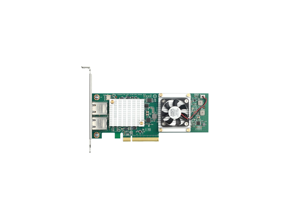D-Link DXE-820T - Netzwerkadapter - PCIe 2.0 x8 / PCIe x16 - 10GBase-T x 2