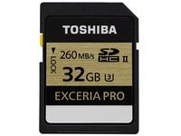 SD Card  32GB Toshiba SDHC Exceria  Pro N101  W240/R260 retail