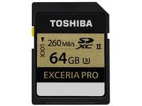 EXCERIA PRO N101 64GB GOLD SDX