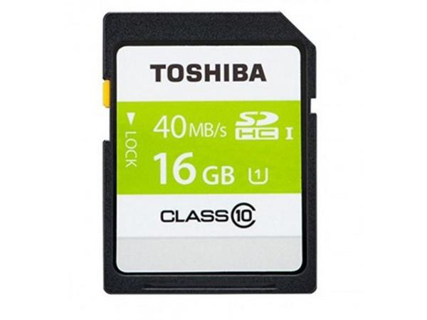 YY Toshiba SD-Card NFC+High Speed Prof. 16GB
