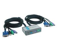 2-Port KVM Switch