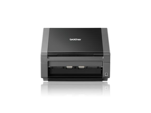 Brother PDS-6000 - Dokumentenscanner - Duplex - 218 x 5994 mm - 600 dpi x 600 dpi - bis zu 80 Seiten/Min. (einfarbig) / bis zu 80 Seiten/Min. (Farbe)