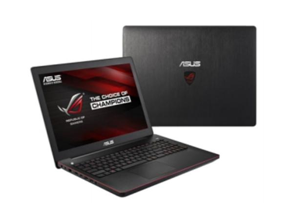 ASUS ROG GL771JW-T7081H - Core i7 4720HQ / 2.6 GHz - Win 8.1 64-Bit - 8 GB RAM - 256 GB SSD + 1 TB HDD - DVD-Writer/Blu-ray