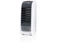 Tristar Ventilator, Portable evaporative air cooler, Grau, Weiss, 2 Rad/Räder, Knöpfe, 4,5 l, 928 m³/h