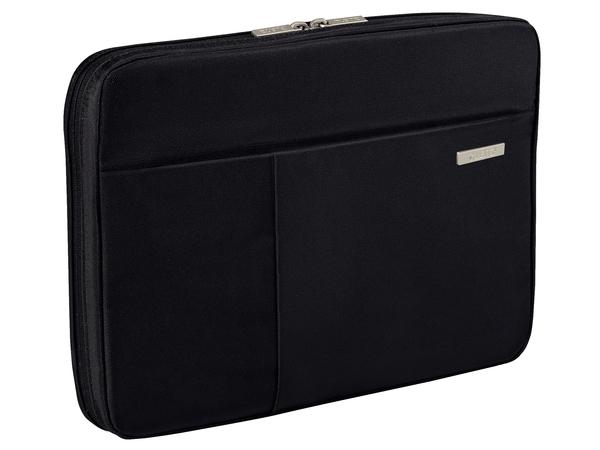 Leitz Complete Organisationsmappe Smart Traveller - Tasche für Tablet - Metall, Polyester - Schwarz