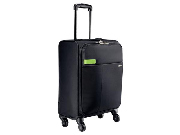 Leitz Complete Smart Traveller - Spinner - Polyester - Schwarz