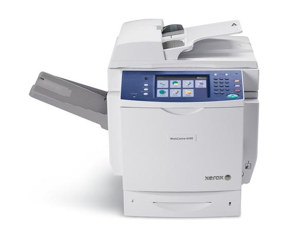 Xerox WorkCentre 6400S - Multifunktionsdrucker - Farbe - Laser - 216 x 356 mm (Original) - 216 x 356 mm (Medien)