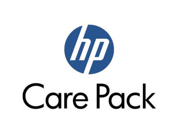 Electronic HP Care Pack Pick-Up and Return Service with Accidental Damage Protection - Serviceerweiterung - Arbeitszeit und Ersatzteile (für nur CPU) - 3 Jahre - Pick-Up & Return - 9x5
