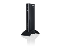 Toshiba Dynadock 4K - Docking Station - (USB) - GigE - EU - für Portégé A30, Z20, Z30; Satellite Pro A30, A40, A50, R40, R50; Tecra A40, A50, Z40, Z50