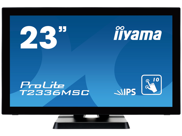 Iiyama ProLite T2336MSC-B2 - LED-Monitor - 58.4 cm (23