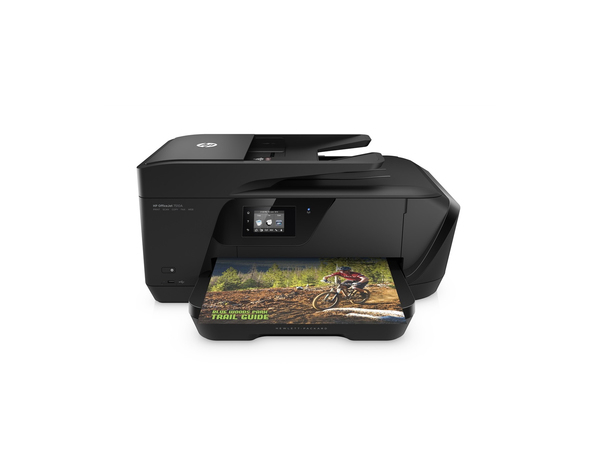 HP Officejet 7510 Wide Format All-in-One - Multifunktionsdrucker - Farbe - Tintenstrahl - Legal (216 x 356 mm) (Original) - bis zu 9 Seiten/Min. (Kopieren)
