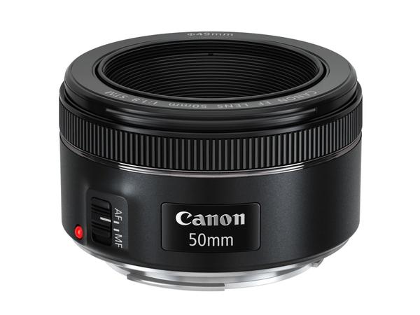 Canon EF - Objektiv - 50 mm - f/1.8 STM - Canon EF