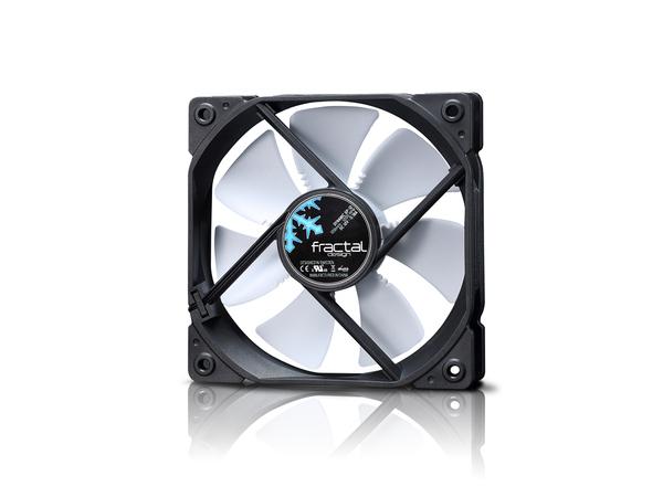 Fractal Design Dynamic GP-12, Computergehäuse, Ventilator, 12 cm, 1200 RPM, 19,4 dB, 52,3 cfm
