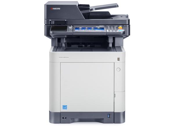 Kyocera ECOSYS M6535cidn - Multifunktionsdrucker - Farbe - Laser - Legal (216 x 356 mm)/A4 (210 x 297 mm) (Original) - A4/Legal (Medien)