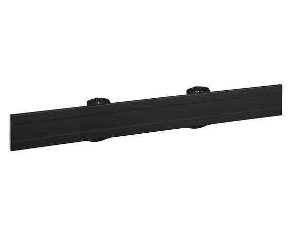 Vogels Professional Connect-it PFB 3411 - Montagekomponente (Schnittstellenleiste) für Videoleinwand - Aluminium - Schwarz