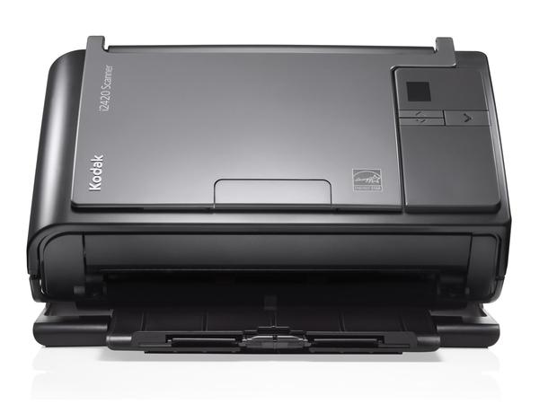 Kodak i2420 - Dokumentenscanner - 216 x 4064 mm - 600 dpi x 600 dpi - bis zu 40 Seiten/Min. (einfarbig) / bis zu 40 Seiten/Min. (Farbe) - automatischer Dokumenteneinzug (75 Blätter)