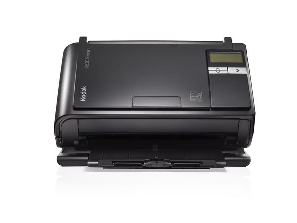 Kodak i2820 - Dokumentenscanner - 216 x 4064 mm - 600 dpi x 600 dpi - bis zu 70 Seiten/Min. (einfarbig) / bis zu 60 Seiten/Min. (Farbe) - automatischer Dokumenteneinzug (100 Blätter)