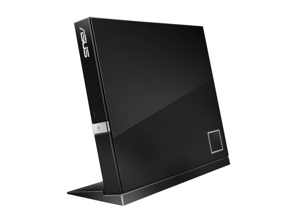 ASUS SBC-06D2X-U - Laufwerk - DVD±RW (±R DL) / DVD-RAM / BD-ROM - 6x - USB 2.0 - extern