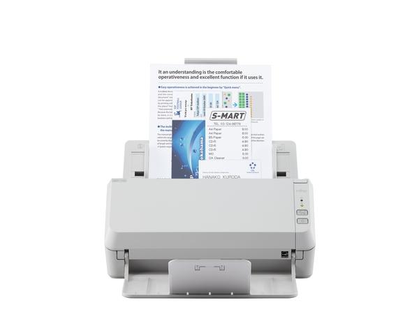 Fujitsu SP-1130 - Dokumentenscanner - Duplex - A4 - 600 dpi x 600 dpi - bis zu 30 Seiten/Min. (einfarbig) / bis zu 30 Seiten/Min. (Farbe)