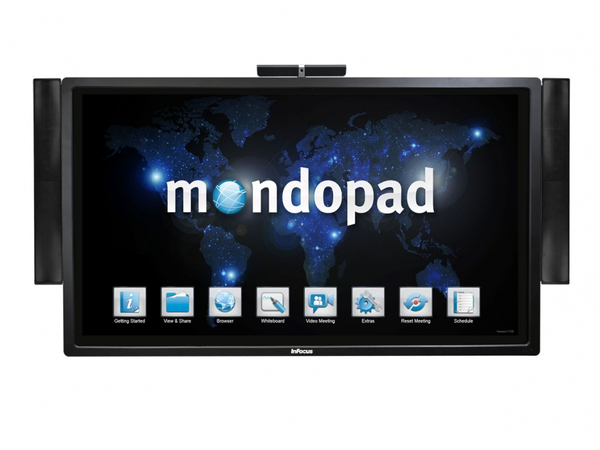 InFocus Mondopad INF7021AG - All-in-One (Komplettlösung) - 1 x Core i7 4770T / 2.5 GHz - RAM 8 GB - SSD 120 GB - GigE