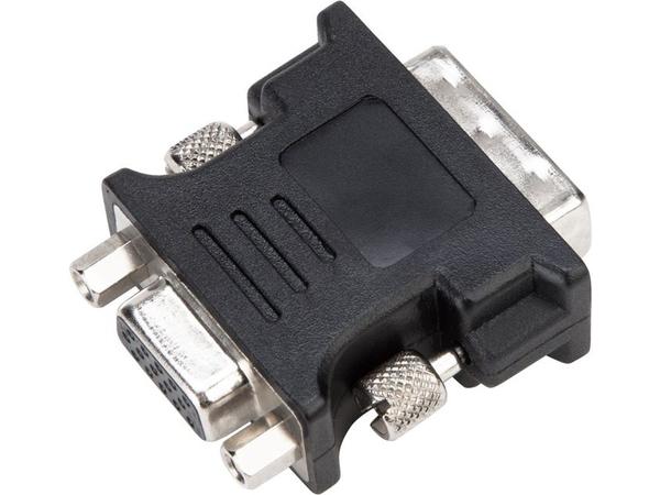 TARGUS DVI-I (M) to VGA (F) Adapter Bk