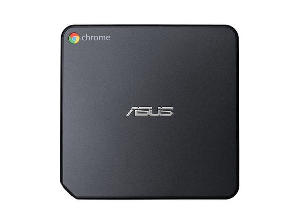 ASUS Chromebox CN62 G004U - USFF - 1 x Core i3 5010U / 2.1 GHz - RAM 4 GB - SSD 16 GB - HD Graphics 5500