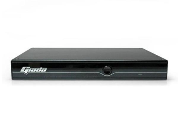 Giada Mini PC i58B5 - Mini-PC - 1 x Core i5 5200U / 2.2 GHz - RAM 4 GB - SSD 60 GB - HD Graphics 5500