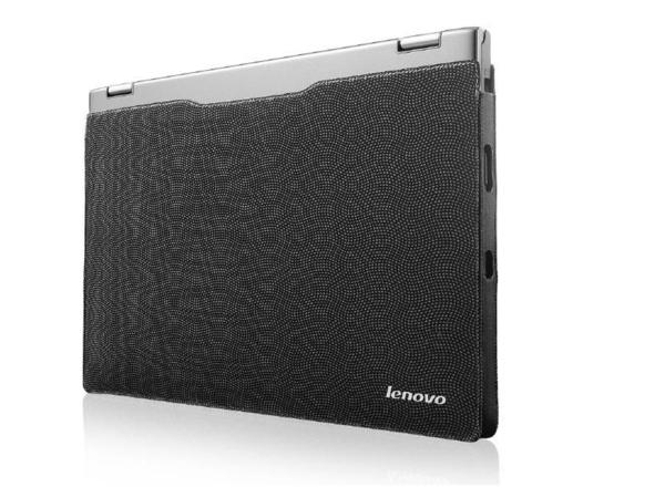 Lenovo Slot-in - Notebook-Hülle - Schwarz - für 500-15ISK; Yoga 500-15ACL; 500-15IBD; 500-15IHW; 500-15ISK 80R6; 510-15IKB