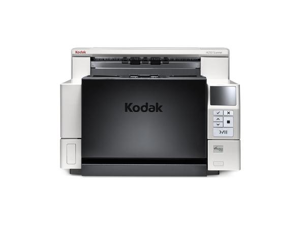 Kodak i4250 - Dokumentenscanner - 304.8 x 5300 mm - 600 dpi x 600 dpi - bis zu 110 Seiten/Min. (einfarbig) / bis zu 110 Seiten/Min. (Farbe) - automatischer Dokumenteneinzug (500 Blätter)