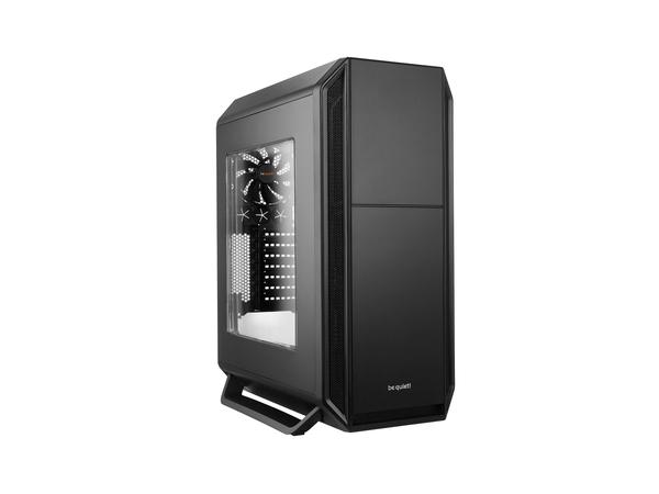 be quiet! Silent Base 800 - Window Edition - Tower - ATX - ohne Netzteil - Schwarz