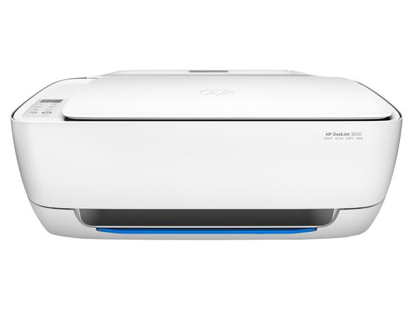 HP Deskjet 3630 All-in-One - Multifunktionsdrucker - Farbe - Tintenstrahl - 216 x 297 mm (Original) - A4/Legal (Medien)