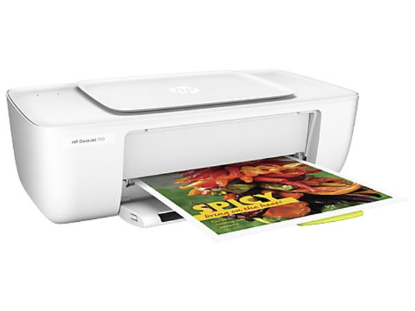 HP Deskjet 1110 - Drucker - Farbe - Tintenstrahl - A4 - 1200 x 1200 dpi
