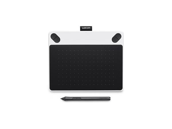 Wacom Intuos Draw Small - Digitalisierer - 15.2 x 9.5 cm - elektromagnetisch - 4 Tasten - verkabelt