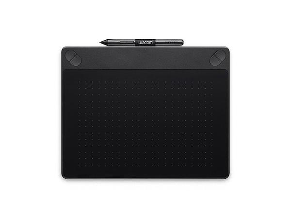 Wacom Intuos Art Medium - Digitalisierer - 21.6 x 13.5 cm - Multi-Touch - elektromagnetisch - 4 Tasten