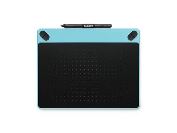 Wacom Intuos Pen Small - Digitalisierer - 15.2 x 9.5 cm - elektromagnetisch - 4 Tasten - verkabelt