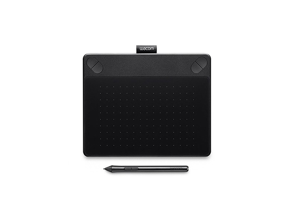 Wacom Intuos Comic Small - Digitalisierer - 15.2 x 9.5 cm - Multi-Touch - elektromagnetisch - 4 Tasten