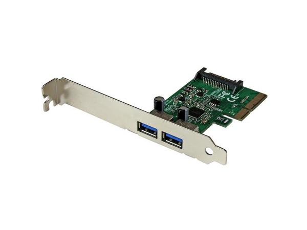 2PT USB 3.1 (10GBPS) PCIE CARD