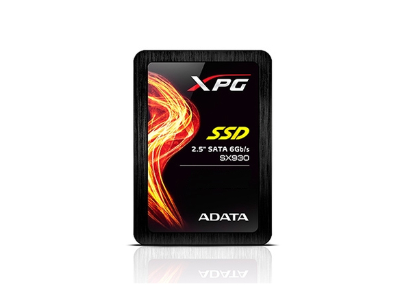 ADATA XPG SX930 Gaming - Solid-State-Disk - 240 GB - intern - 6.4 cm (2.5