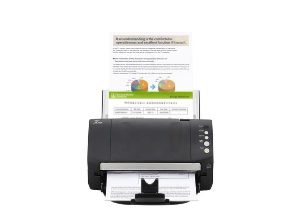 Fujitsu fi-7140 - Dokumentenscanner - Duplex - 216 x 355.6 mm - 600 dpi x 600 dpi - bis zu 40 Seiten/Min. (einfarbig) / bis zu 40 Seiten/Min. (Farbe)