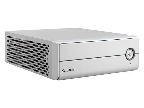 Shuttle X 8110XA - Slim-PC - 1 x Core i3 4160 / 3.6 GHz - RAM 4 GB - HDD 500 GB - HD Graphics 4400