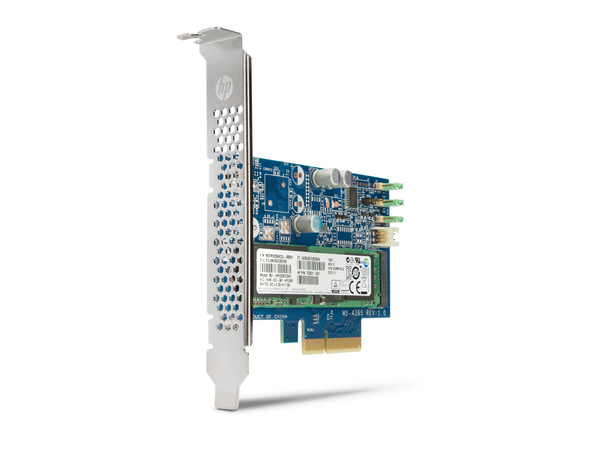 HP TURBO DRIVE G2 256GB SSD