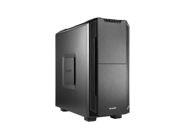 be quiet! Silent Base 600 - Tower - ATX - ohne Netzteil - Schwarz - USB/Audio